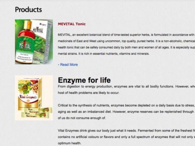 """Cảnh báo dấu hiệu kinh doanh đa cấp thực phẩm chức năng chữa """"bách bệnh"""""""