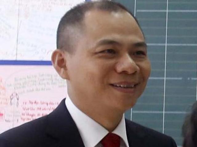 Tỷ phú giàu nhất Việt Nam kiếm thêm 4300 tỷ trong nháy mắt, vô tiền khoáng hậu