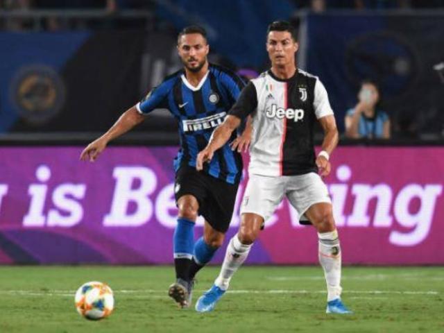 """Ronaldo - Juventus """"ra ngõ gặp núi"""" ở Serie A, vẫn tự tin đoạt cú ăn 3"""
