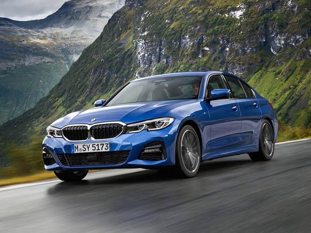 BMW 3-Series thế hệ mới bất ngờ xuất hiện tại Việt Nam