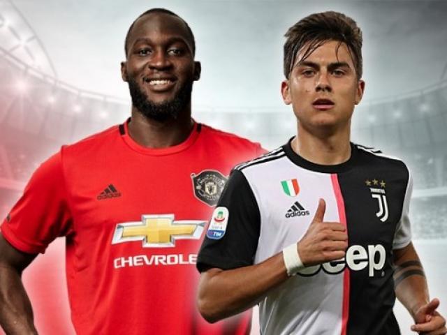 """MU - Juventus đổi Lukaku - Dybala: Chốt hạ hôm nay, sao nào làm """"tốt thí""""?"""