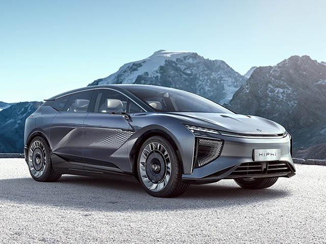 Xe chạy điện do Trung Quốc sản xuất ăn theo kiểu dáng Mitsubishi Xpander và Nissan Livina