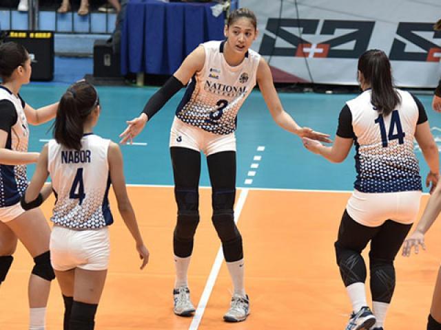Bóng chuyền nữ Philippines nhập tịch 3 VĐV trên 1m80: Quyết đấu Thanh Thúy