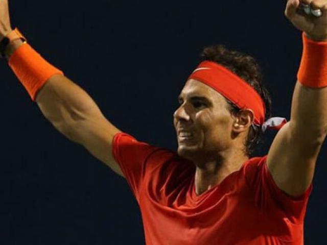 Rogers Cup phân nhánh: Thiếu Federer – Djokovic, Nadal cũng chẳng dễ thở