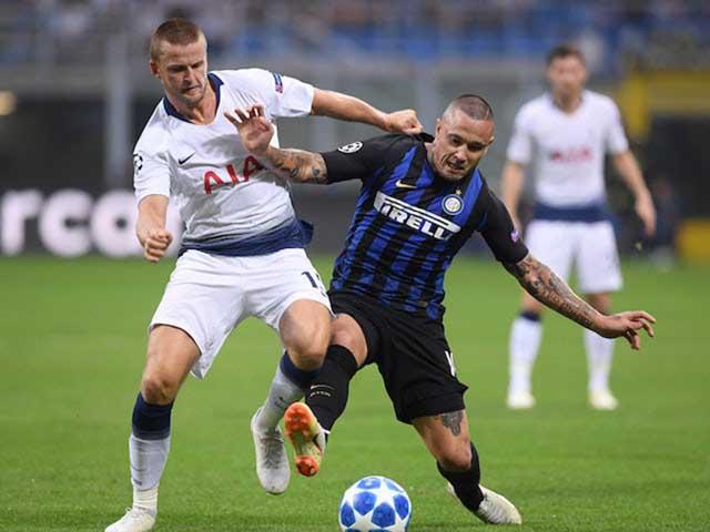 Trực tiếp bóng đá ICC 2019 Tottenham - Inter Milan: Sensi gỡ hòa cho đội khách