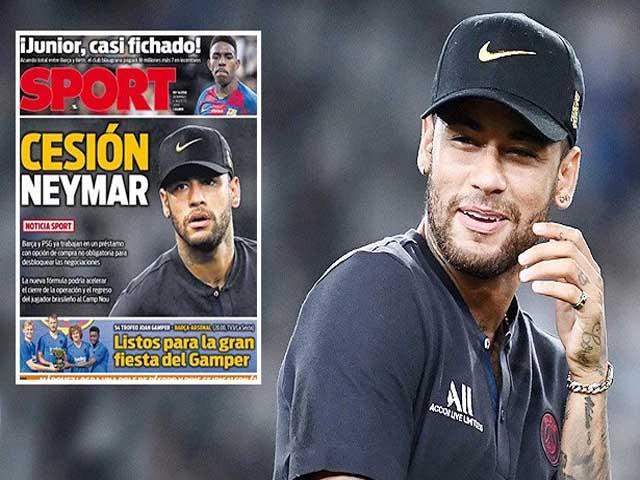 Chuyển nhượng Neymar: Đến PSG đắt nhất lịch sử, về Barca theo cách bất ngờ