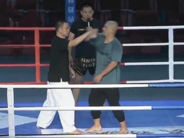 Nhân viên massage giở võ dởm bị phẫn nộ ở Trung Quốc: Bại tướng Từ Hiểu Đông