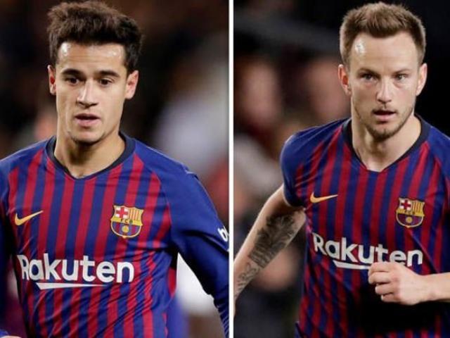 Chuyển nhượng điên rồ: Barca bán Coutinho & Rakitic 140 triệu euro cho MU