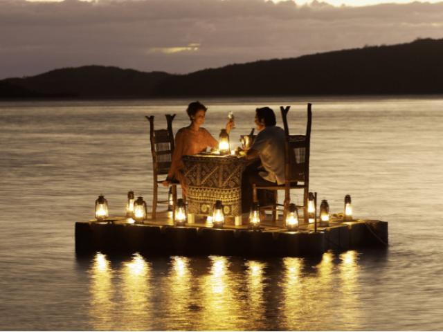 Top những nhà hàng lãng mạn nhất hành tinh