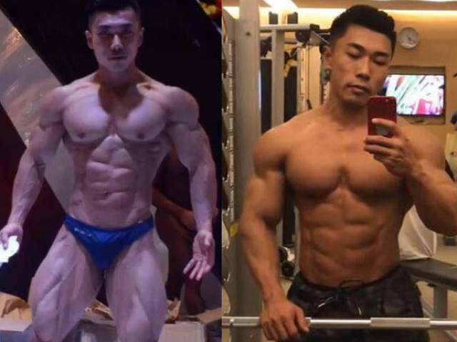 Chàng trai gốc Việt gây náo loạn Trung Quốc: Cơ bắp 8 múi đẹp hơn lực sỹ