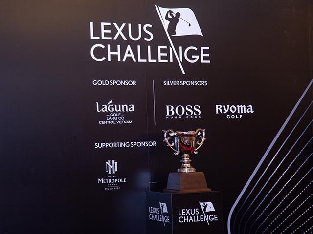 Lexus Việt Nam đồng hành cùng giải Golf Lexus Challenge 2019