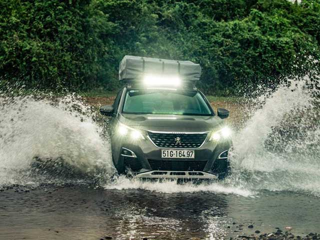 "Peugeot 3008 ""One-off"" cùng Top Gear chinh phục Việt Nam"