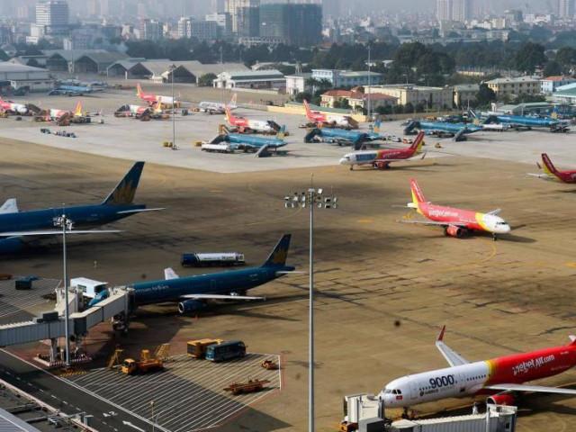 Cả chục người ẩu đả trong sân bay Tân Sơn Nhất, dương tính với ma tuý