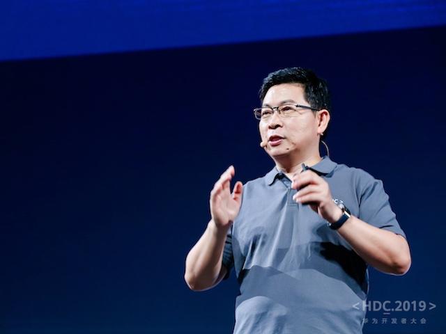 """Sếp Huawei: """"HarmonyOS hoàn toàn khác với Android và iOS"""""""