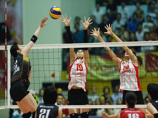 Chung kết bóng chuyền VTV Cup, Việt Nam - NEC (Nhật Bản): Đỉnh cao 4 set, vô địch xứng đáng