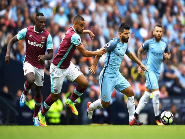 West Ham - Man City: Hủy diệt mồi ngon, khởi đầu thuận lợi (Vòng 1 Ngoại hạng Anh)