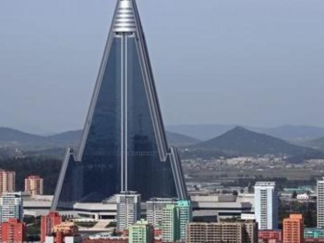 Chuyện về Khách sạn lớn nhất Triều Tiên