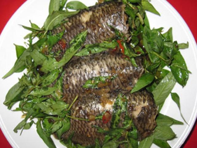 Lạ miệng với đặc sản Tây Nam Bộ: Món cá rô mề kho thủy liễu