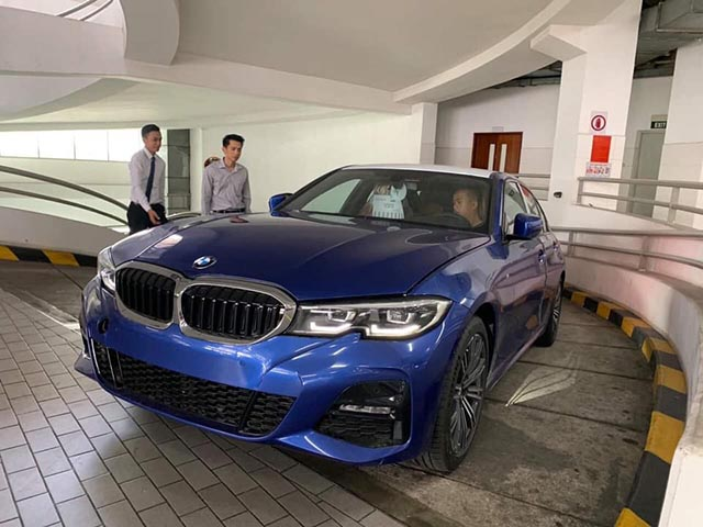 Lộ giá bán BMW 330i thế hệ mới tại Việt Nam