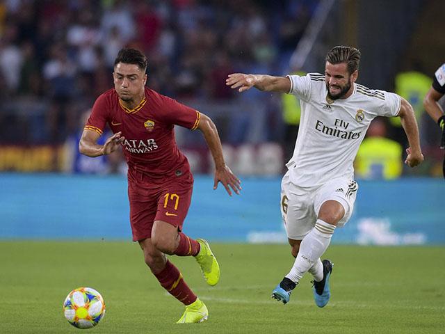 AS Roma - Real Madrid: Rượt đuổi 4 bàn, người hùng hóa tội đồ