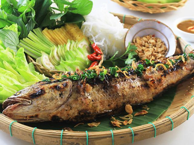 Chuột đồng nướng chao, cá lóc nướng trui ngon quên sầu ở miền Tây