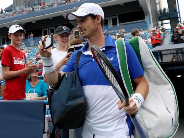 Tin thể thao HOT 14/8: Murray hối tiếc vì quyết định bỏ US Open