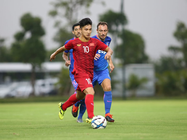 Trực tiếp bóng đá, U23 Việt Nam - Kitchee: Cơ hội liên tiếp