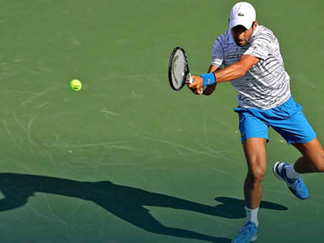 Djokovic - Querrey: Choáng váng phút ban đầu, lật ngược cú sốc
