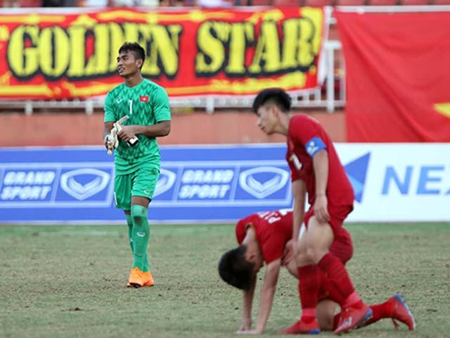 U18 Việt Nam và nỗi thất vọng tột cùng trước U18 Campuchia