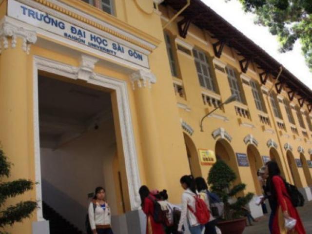 Thí sinh có điểm cao hơn điểm chuẩn vẫn trượt đại học: Đại học Sài Gòn nói gì?
