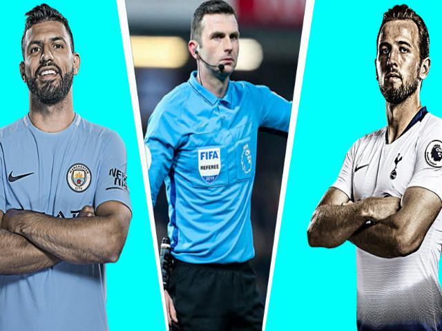 """""""Vua áo đen"""" trận Man City - Tottenham: Pep run rẩy, lo ác mộng C1 tái hiện"""