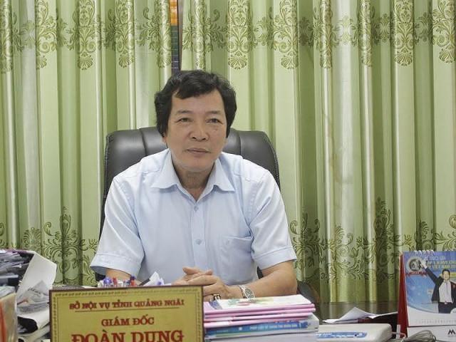 """Giám đốc Sở Nội vụ Quảng Ngãi bị kiểm điểm vì """"gửi gắm"""" thí sinh thi tuyển giáo viên"""