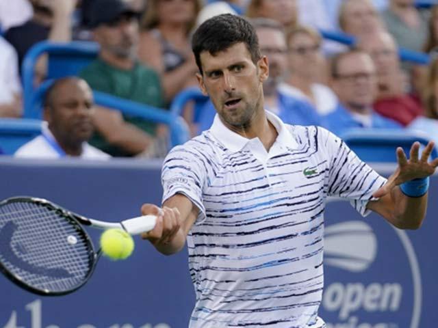 Cập nhật Cincinnati Masters ngày 5: Djokovic tái đấu đối thủ ở bán kết Australian Open