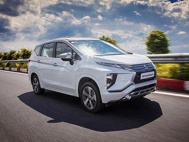 Mitsubishi Xpander bán 10.000 chiếc tại Việt Nam sau một năm ra mắt