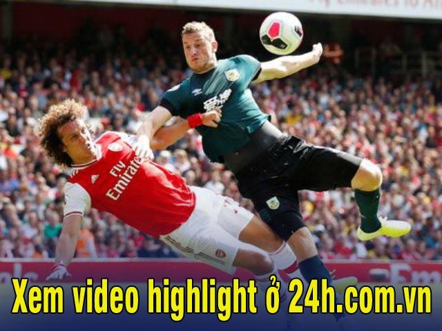 """Arsenal - Burnley: """"Song sát"""" rực sáng, định đoạt phút 64"""