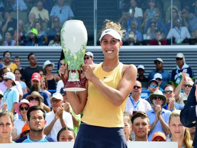 Video, kết quả tennis Kuznetsova - Keys: Đỉnh cao tie-break, đăng quang xứng đáng