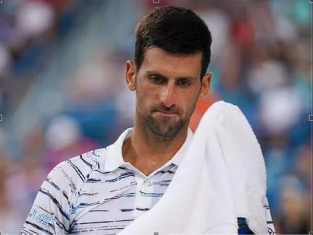 Djokovic thua sốc chạy đà US Open vẫn tự tin dằn mặt Federer và Nadal