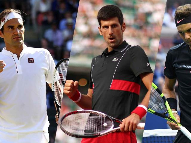 US Open khai chiến: Djokovic, Federer, Nadal ai sáng cửa vô địch nhất?