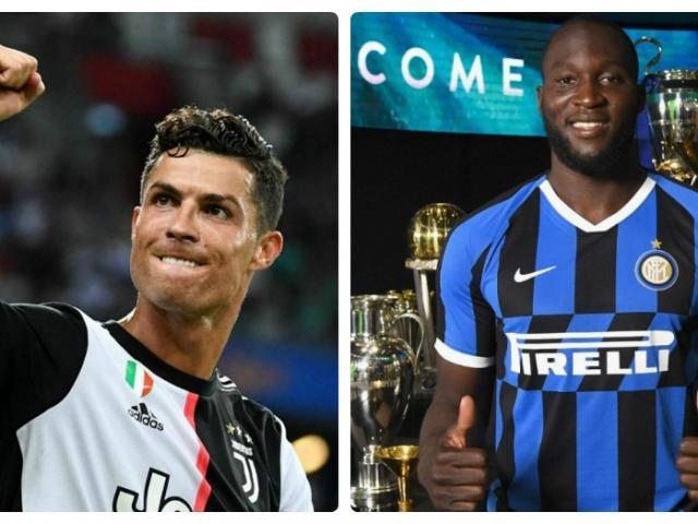 Siêu tiền đạo Serie A 2019/20: Ronaldo vẫn là số 1, Lukaku có đủ sức thách thức?