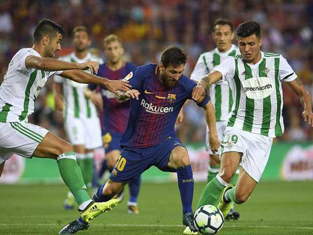"""Messi tái xuất La Liga: Đối thủ vòng 2 khiếp sợ, mở lời """"cầu xin"""""""