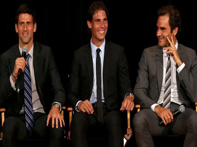 Nadal-Federer gặp phân nhánh khó: Cơ hội để Djokovic vô địch US Open