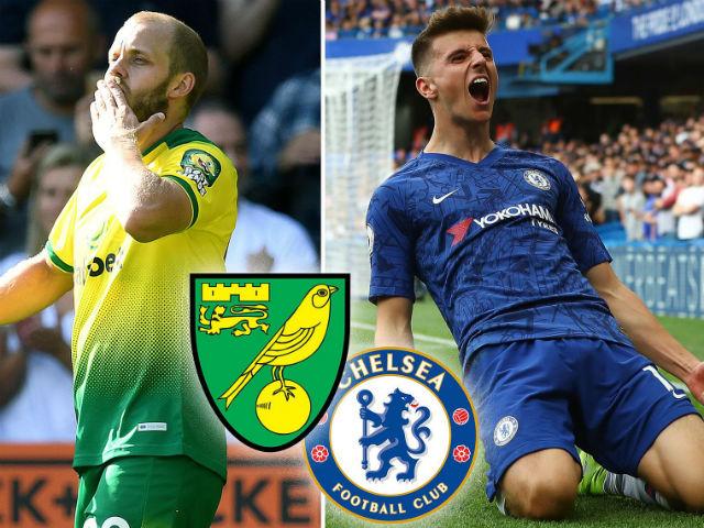 Nhận định bóng đá Norwich City - Chelsea: Mơ 3 điểm đầu tay tặng Lampard (Vòng 3 Ngoại hạng Anh)