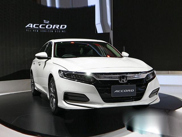 Honda Accord mới sắp về Việt Nam dự đoán lắp máy 1.5L tăng áp và hộp số CVT