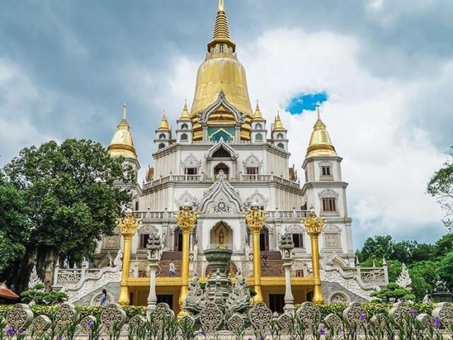2 ngôi chùa Việt lọt top kiến trúc Phật giáo đặc sắc thế giới