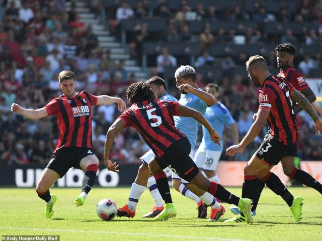 Video highlight trận Bournemouth - Man City: Tấn công vũ bão, bùng nổ siêu sao (Vòng 3 Ngoại hạng Anh)