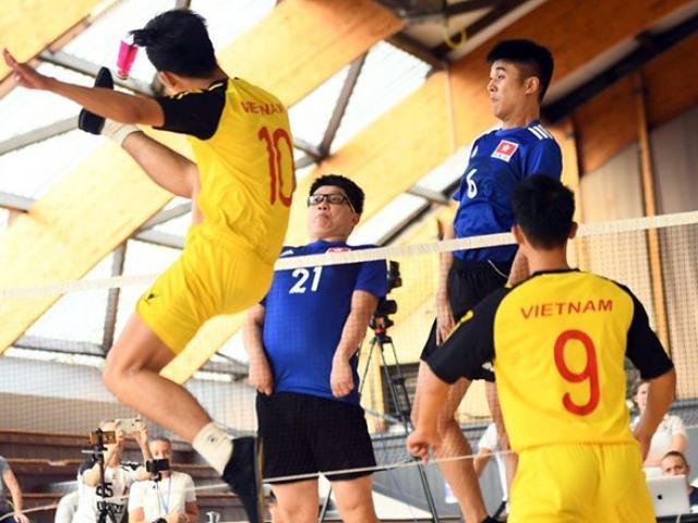 Thể thao Việt cực sốc: Đá cầu 10 lần hạ Trung Quốc thống trị thế giới