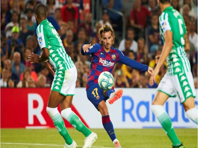 Video highlight trận Barcelona - Real Betis: Siêu sao tỏa sáng, mãn nhãn 7 bàn (Vòng 2 La Liga)
