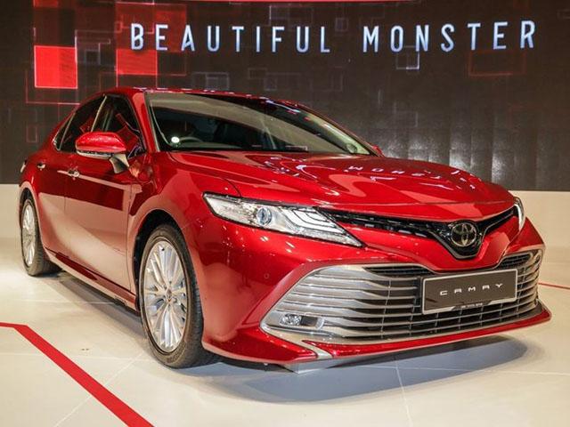 Toyota Camry thế hệ mới bị triệu hồi hàng loạt xe tại thị trường Bắc Mỹ