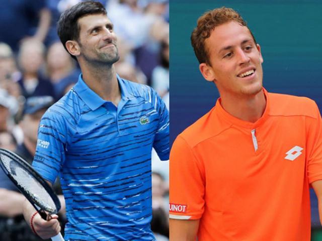 """Djokovic chơi """"mèo vờn chuột"""" ở US Open: Biến đối thủ thành """"con rối"""""""