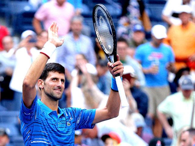 """Video, kết quả tennis Djokovic - Carballes Baena: """"Nhà vua"""" ra uy, tối tăm mặt mũi"""